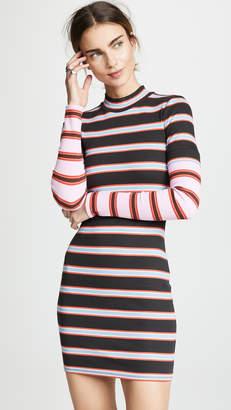 Cinq à Sept Tous Les Jours Long Sleeve Zaria Dress