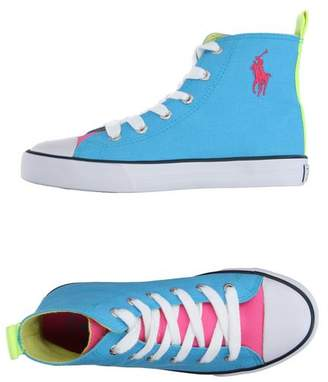 Ralph Lauren High-tops & sneakers