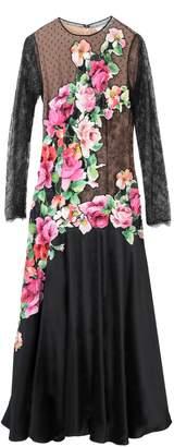 Anna Molinari BLUMARINE Long dresses - Item 34883681QS