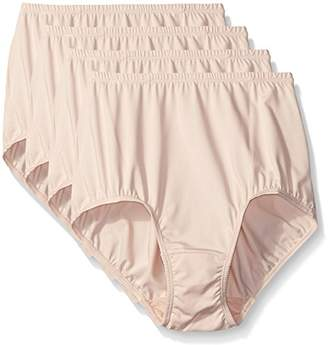 Warner's Women's without a Stitch Brief (Pack of 4) $28 thestylecure.com
