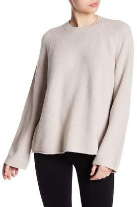 Vince Raglan Sleeve Knit Sweater