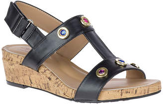 Hush Puppies Oralee Womens Wedge Sandals