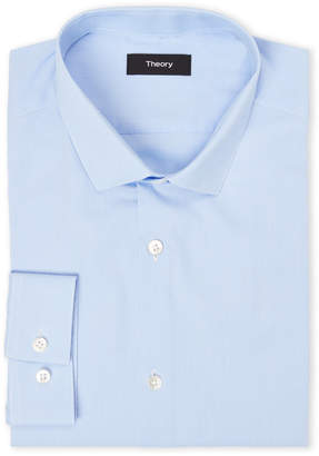 American Designer Micro Stripe Dress Shirt