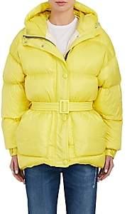 IENKI IENKI Women's Tech-Fabric Down Puffer Coat-Yellow