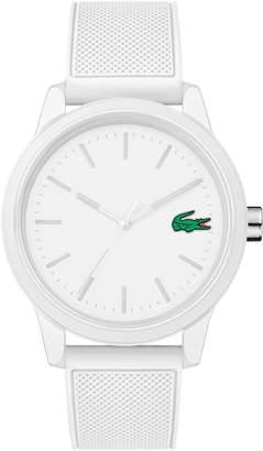 Lacoste 12.12 Rubber Strap Watch, 42mm