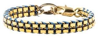 Lizzie Fortunato Small Fortune Chain Bracelet