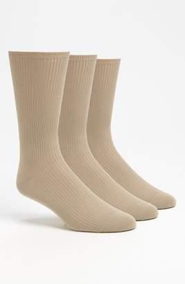 Calvin Klein Cotton Blend Dress Socks