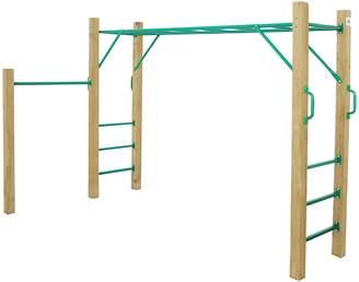Lifespan Amazon Monkey Bars, Green