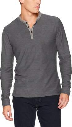 Lucky Brand Men's Refined Henley Shirt