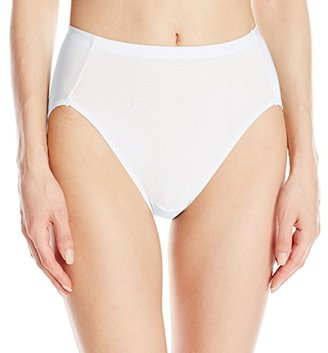 Vanity Fair Women's Cooling Touch Hi Cut Panty 13124 $11.50 thestylecure.com
