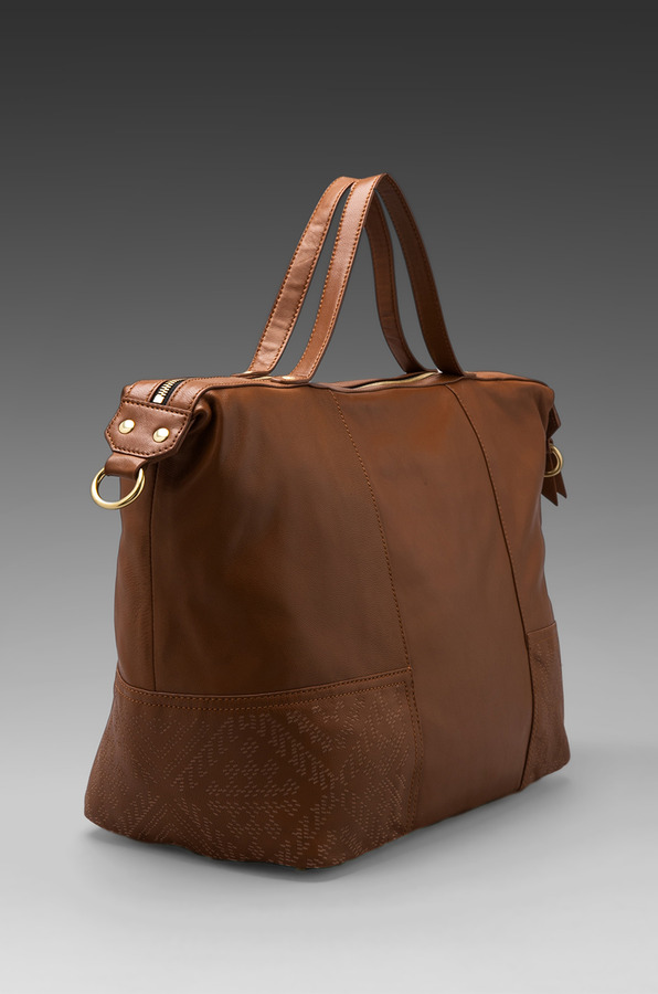 Twelfth St. By Cynthia Vincent By Cynthia Vincent Taltha Leather Satchel