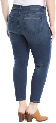 NYDJ Alina Ankle Jeans, Plus Size