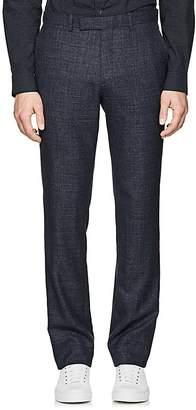 Theory Men's Marlo Wool Slim Straight Trousers