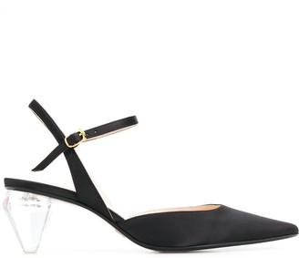 Marc Jacobs slingback pointed pumps