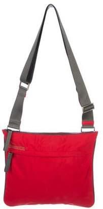 Prada Sport Nylon Messenger Bag