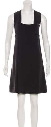 Balenciaga Silk Shift Dress