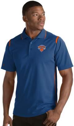 Antigua Men's New York Knicks Merit Polo
