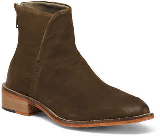 Free People Century Leather Boots