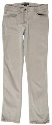 Theory Mid-Rise Skinny Jeans
