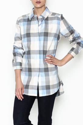 Tyler Boe Helmsley Plaid Shirt