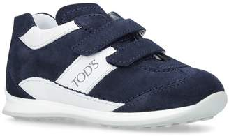 Tod's Suede Sneakers