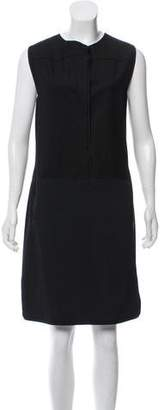 Reed Krakoff Virgin Wool Sleeveless Dress