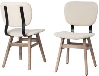 Mercana Home Haden Iii Set Of 2 Dining Chair