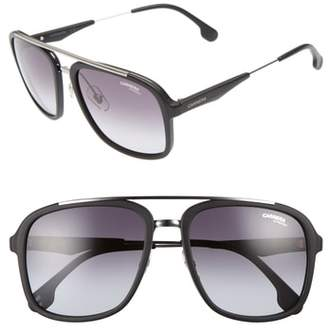 Carrera Eyewear 57mm Sunglasses