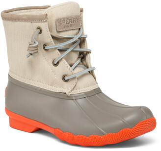 Pop Outsole Duck Boots