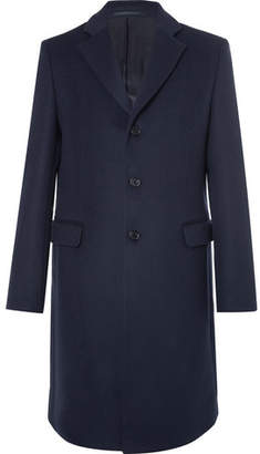 Acne Studios Gavin Slim-Fit Wool-Blend Coat - Men - Navy
