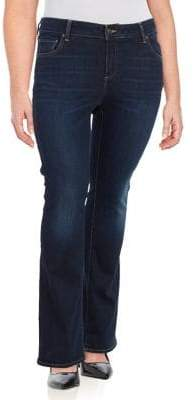 Lucky Brand Plus Ginger Bootcut Jeans