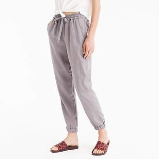 Tall Point Sur seaside pant in linen