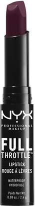 Nyx / Full Throttle Lipstick Night Crawler .08 oz (2.4 ml)