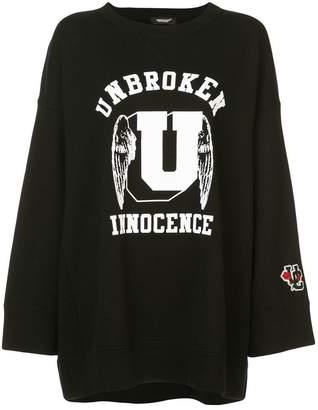 Undercover Innocence sweatshirt