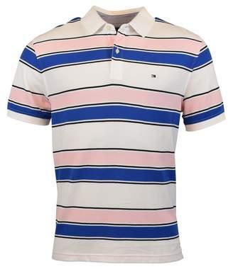 d6a3cea9b Tommy Hilfiger Men s Regular Fit Performance Pique Cotton Polo Shirt