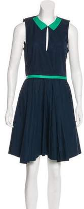 Boy By Band Of Outsiders Sleeveless A-Line Dress