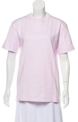 Calvin Klein Embroidered Short Sleeve T-Shirt w/ Tags