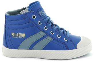 Palladium Plflame Mid High Top Trainers