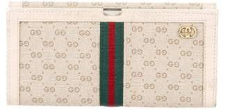 Gucci Vintage GG Compact Wallet