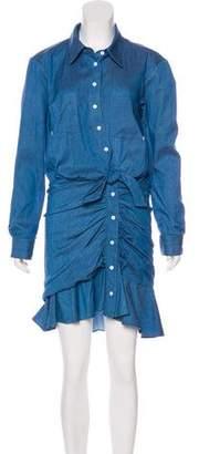 Veronica Beard Knee-Length Denim Dress w/ Tags