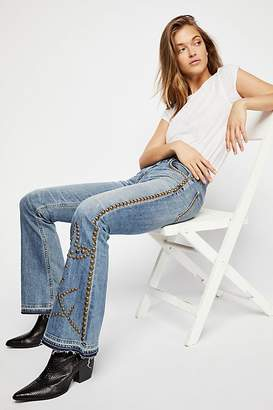 Citizens of Humanity Drew Flip Flop Flare Jeans
