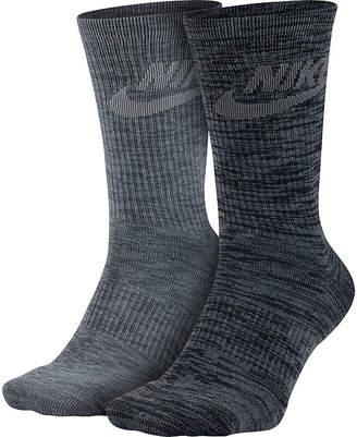Nike 2-pk. Sportswear Advance Crew Socks