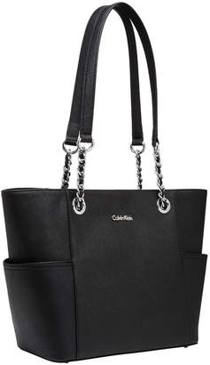 Calvin Klein H3DA11HU_BBLK Key Items Tote Bag