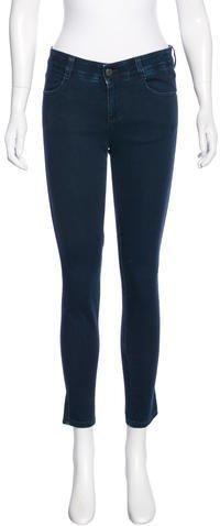 Stella McCartneyStella McCartney Mid-Rise Skinny Jeans w/ Tags