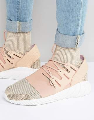 adidas Tubular Doom Pk Sneakers In Beige Bb2390