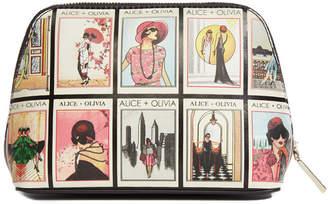 Alice + Olivia Nikki Vintage Stace Cosmetic Case