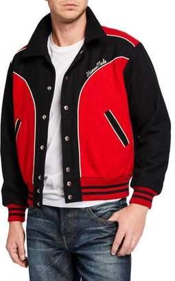 HUMAN MADE Men's Varsity Jacket