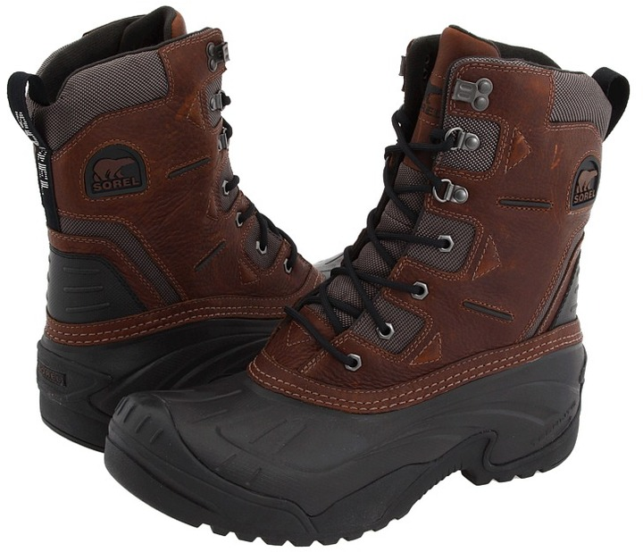 Sorel Avalanche Trail (Tobacco) - Footwear