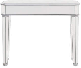 Rosdorf Park Orpha Glass Top Console Table