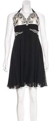 BCBGMAXAZRIA Silk Evening Dress w/ Tags